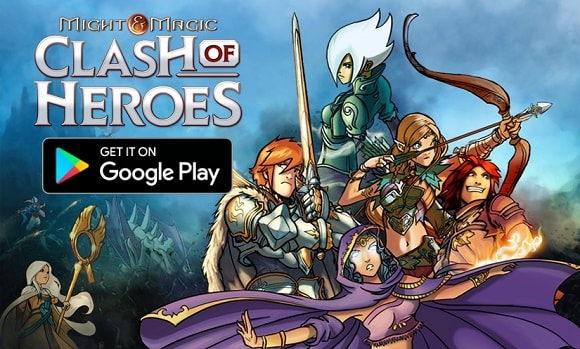 Clash of Heroes Download Google Play