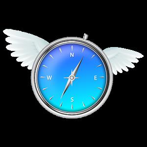 Fly GPS logo