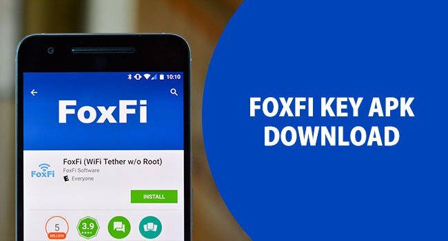 FoxFi Key apk download