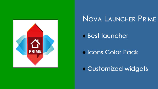 Nova Launcher Prime download