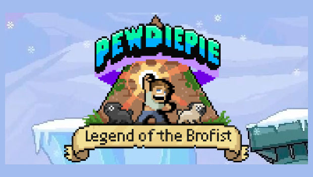 PewDiePie Legend of Brofist android