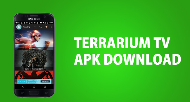 Terrarium TV Download for Android