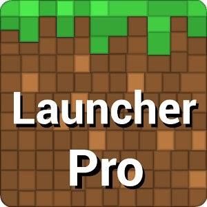 BlockLauncher Pro logo