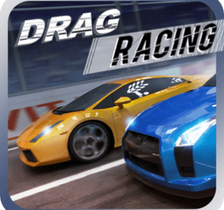 Drag Racing Hack logo