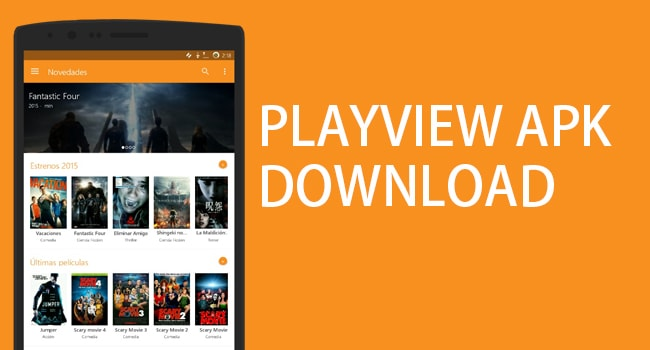 PlayView for android