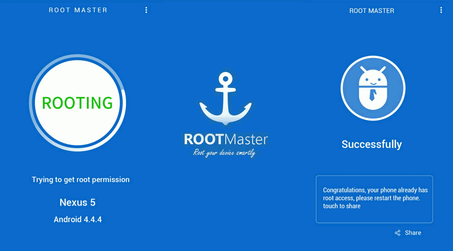 Root Master for android