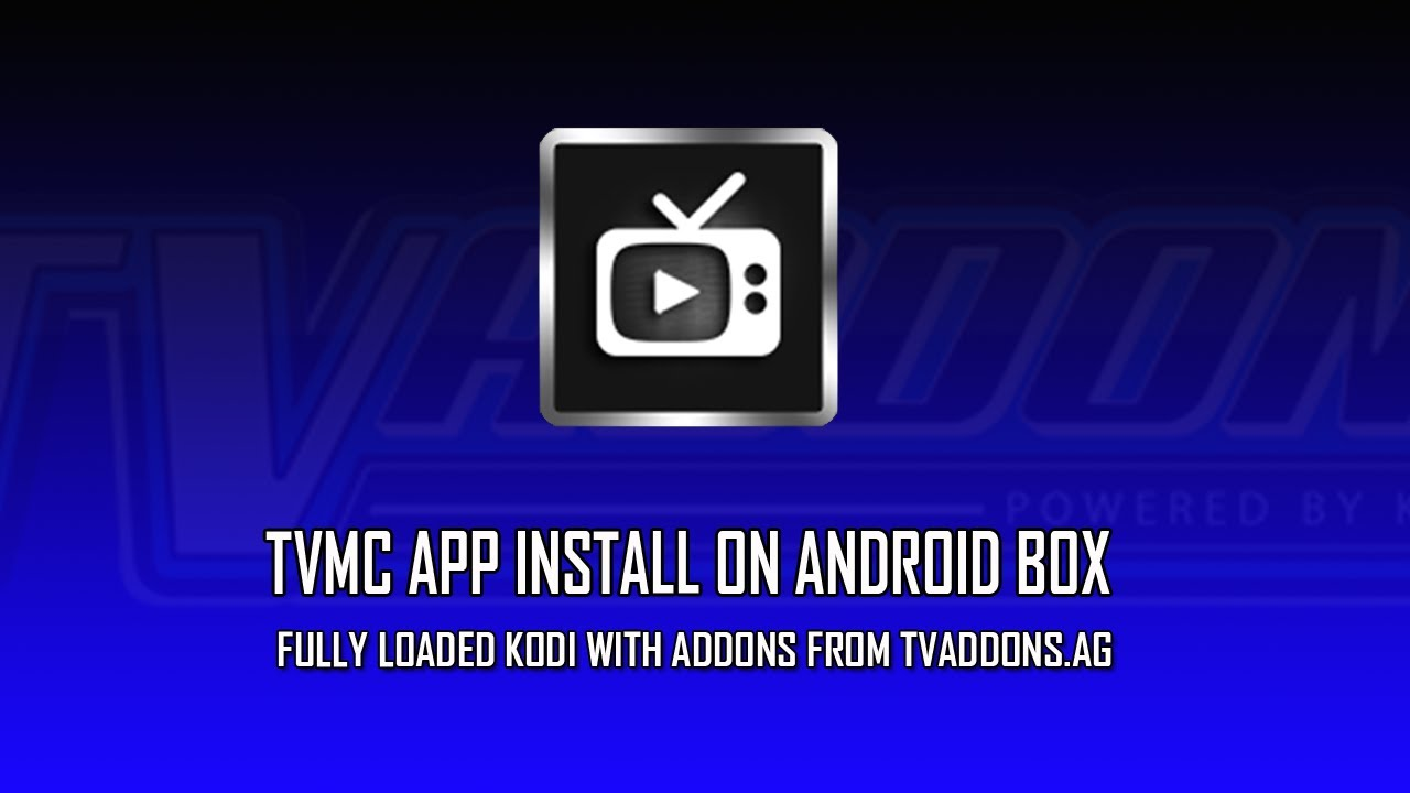 TVMC for android