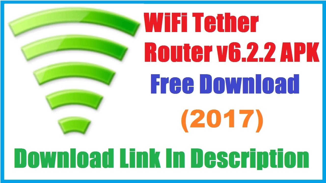 WiFi Tether Router for android