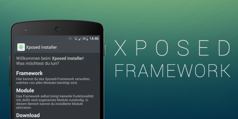 Xposed Installer download